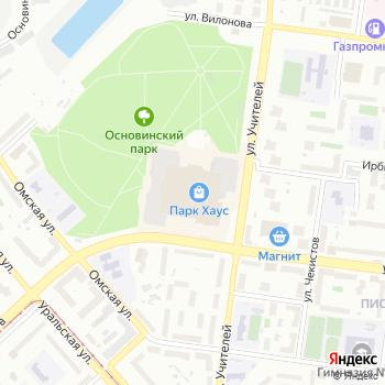 Артмедиа на Яндекс.Картах