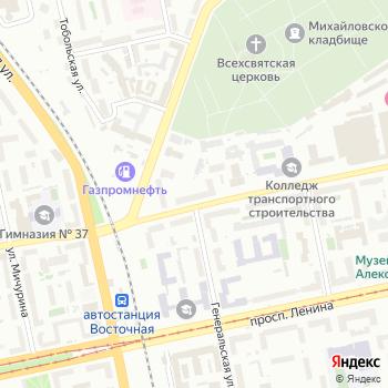 Технологии здоровья на Яндекс.Картах