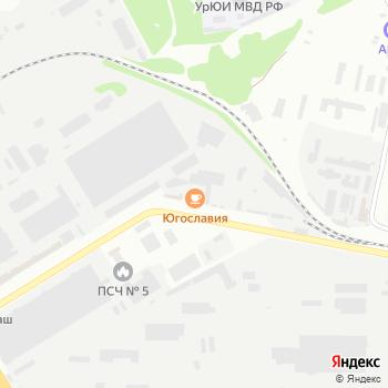 БелМЕХ на Яндекс.Картах