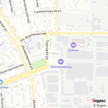 ЮНАКО-Инвест на Яндекс.Картах