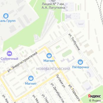 Бобрёнок на Яндекс.Картах