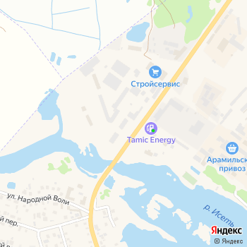 Магазин штор и тканей на Яндекс.Картах