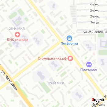 ЭлиS на Яндекс.Картах