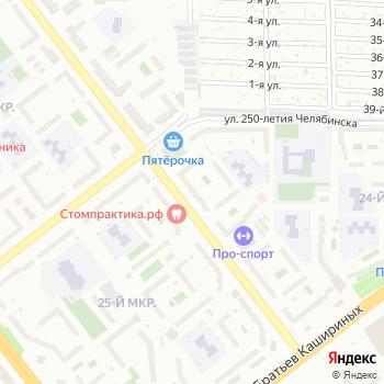 3Тай на Яндекс.Картах