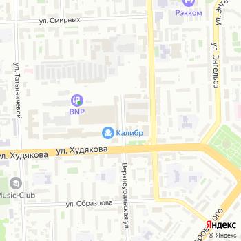 Вектор на Яндекс.Картах