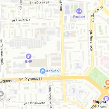 Русская кузница на Яндекс.Картах