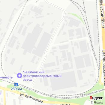 Анамир-Групп на Яндекс.Картах