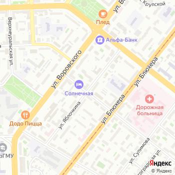 Техзащита на Яндекс.Картах