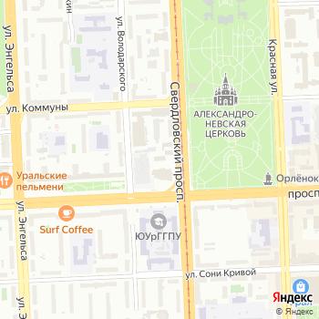 Art Style на Яндекс.Картах