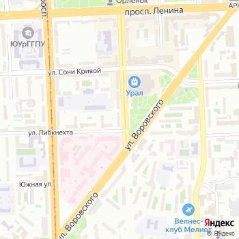 Россельхозцентр по Челябинской области на Яндекс.Картах