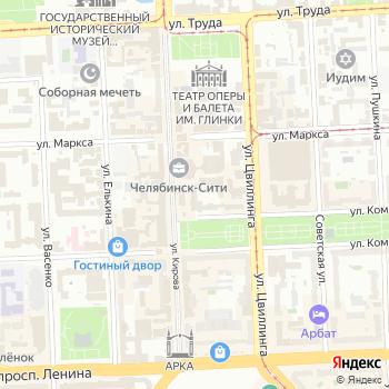 Почта России на Яндекс.Картах