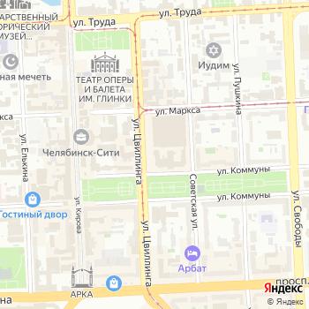Глория на Яндекс.Картах