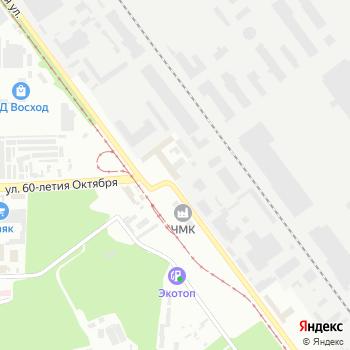 Армада на Яндекс.Картах