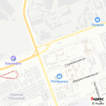 Производственная фирма на Яндекс.Картах