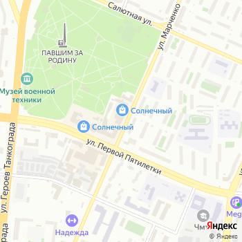 Юминго на Яндекс.Картах