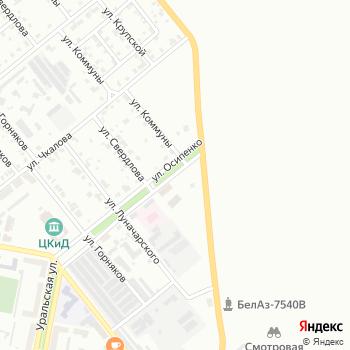 Почта с индексом 624265 на Яндекс.Картах