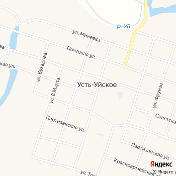 Почта с индексом 641152 на Яндекс.Картах