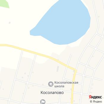 Почта с индексом 641154 на Яндекс.Картах