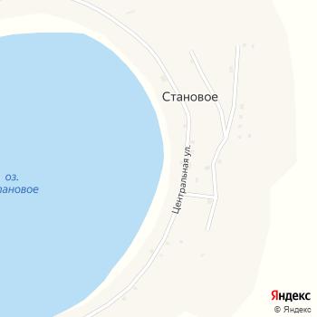 Почта с индексом 641167 на Яндекс.Картах