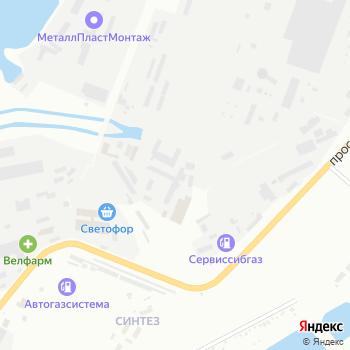Династия на Яндекс.Картах