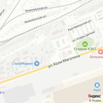 Профессионал на Яндекс.Картах