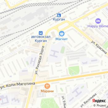 Почта с индексом 641049 на Яндекс.Картах