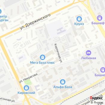 Уралстройтехснаб на Яндекс.Картах