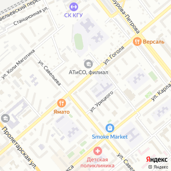 Гарант-Зауралье на Яндекс.Картах