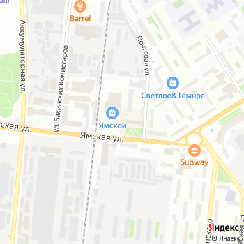 ДОСААФ на Яндекс.Картах