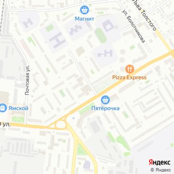 Магазин по продаже фруктов и овощей на Яндекс.Картах