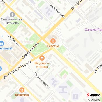 Призматрон 3х3м. на Яндекс.Картах