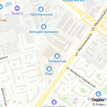Магазин косметики и парфюмерии на Яндекс.Картах