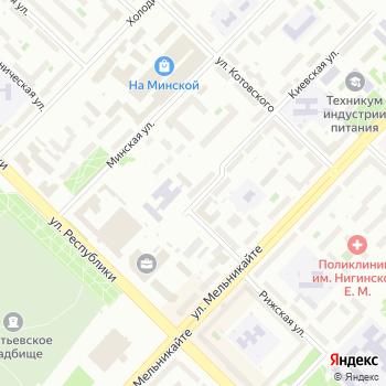 ИННОМЕД на Яндекс.Картах