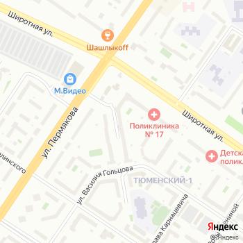 Gaudi на Яндекс.Картах
