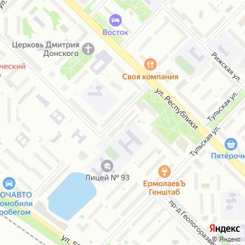 Помощник по дому на Яндекс.Картах