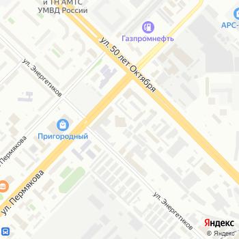МетТрансТерминал на Яндекс.Картах