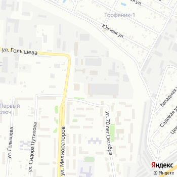 Доминат на Яндекс.Картах