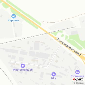 Пересвет на Яндекс.Картах