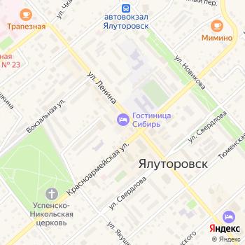 Евростандарт на Яндекс.Картах
