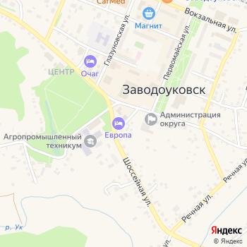 Европа на Яндекс.Картах