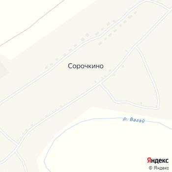 Почта с индексом 627355 на Яндекс.Картах