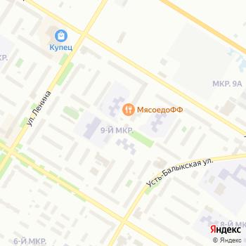 Лапочка на Яндекс.Картах