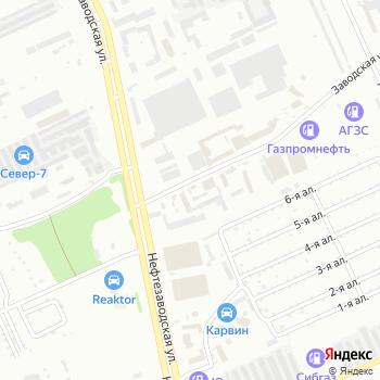 Магазин автотоваров на Яндекс.Картах