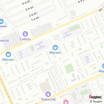 Почта с индексом 644065 на Яндекс.Картах