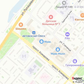 Ира на Яндекс.Картах
