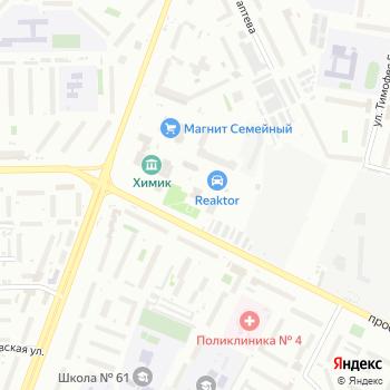 Советский на Яндекс.Картах
