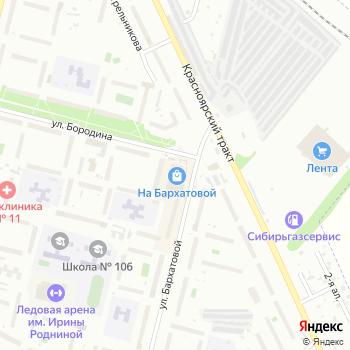Консул на Яндекс.Картах