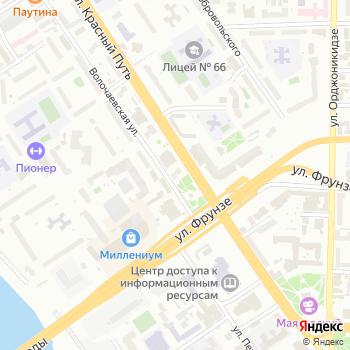Компания БаРМ на Яндекс.Картах
