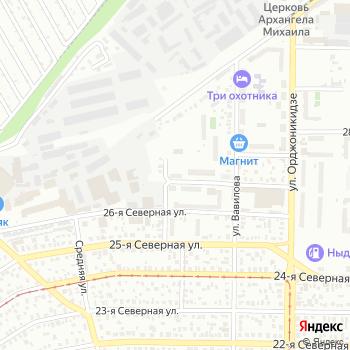 Почта с индексом 644034 на Яндекс.Картах