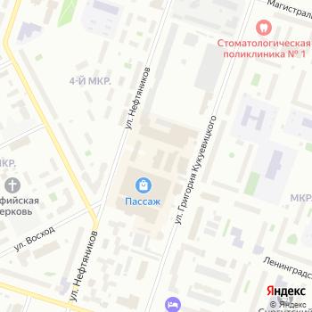 Фаворит на Яндекс.Картах